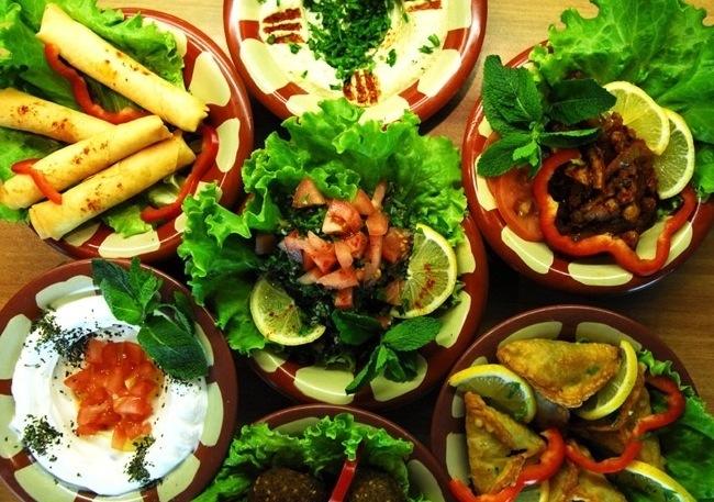 Mediterranean Food Near Kaiser Permanente